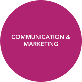 communication and marketing