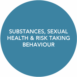 substances sexual health and risk taking behaviour